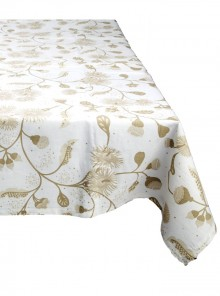 Table Cloth Beige & Creams