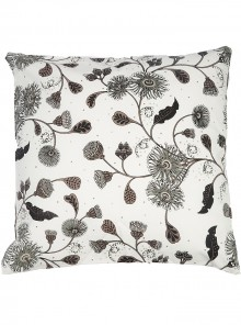Cushion Cover Black and Brown